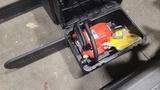 Homelite chainsaw