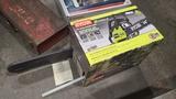 Ryobi 14 inch chainsaw