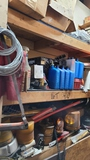 Wall lot - plow lights, parts, fluids