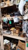 Center wall lot - hd truck parts, cams, bushing,