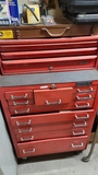 Matco tool box with contents