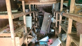 Contents of trailer - lot of scrap metal