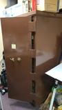 Safe cabinet labratory commercial safe on wheels