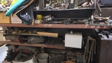 Large lot, truck parts, pistons, springs, tank,