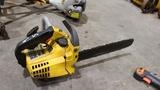 Macculloch chainsaw mac110