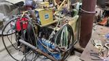 Hobart mega flex 450 rvs welder