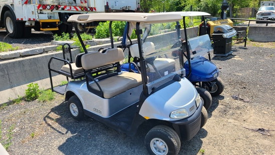 Ezgo freedem rxv electric golf cart