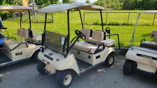 Club car gas golf cart