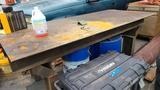 8 ft hd welding table