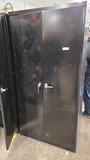 Metal shop cabinet (empty)
