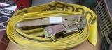 Liftall 5000lbs 30x4 load hugger cargo sling