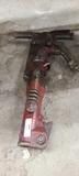 Chicago pneumatic air hammer