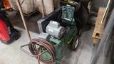 Speedair compressor