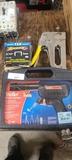 Weller HD soldering gun,  and staple gun with