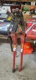 Ridgid 276 soil pipe cutter
