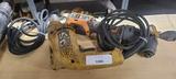Dewalt electric drill and ridgid electric dremel