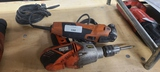Black and decker electric drill and electric