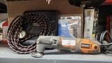 Rigid saw, coil lock, etc