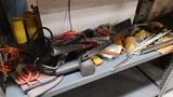 Shelf lot - assorted tooling