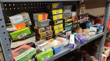 Shelf lot - assorted screws, self tappers etc
