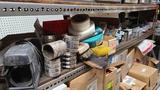 Shelf lot - assorted brackets