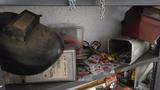 Shelf lot - assorted welding supplies