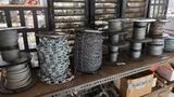 Shelf lot - assorted chain