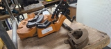 Ridgid pipe bender and pipe cutter