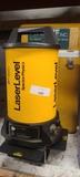 Spectra laser level w/ case, model 945u
