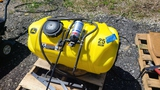 John deere 25 gallon sprayer