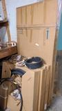 Lot - dayton refridgeration copper line and
