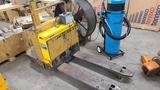 4500 lb electric forklift