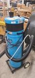 Sand vac recirculating sand blaster