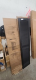 3 sets of new wooden shutters