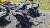 Yard machines 8hp blower