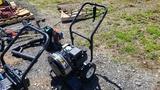 Yard machines 5 hp blower