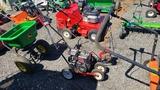 Yard machines edger