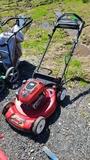 Toro recycler mower