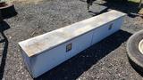 Weatherguard truck box