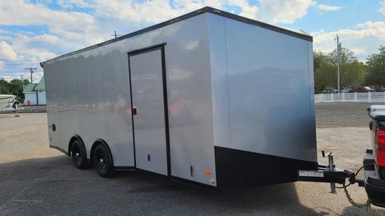 2020 Bravo Enclosed Car Trailer