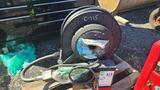12 volt fuel pump with reel