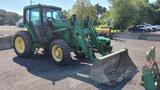 John Deere 611 Tractor