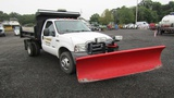 2006 Ford F350 Dump With Plow