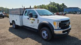 2017 Ford F450 Service Truck