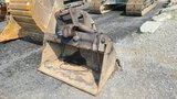 Hydraulic tilt bucket - fits pc228