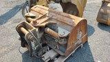 LEMAC hydraulic tilt bucket - fits pc138