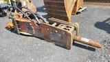 Npk E-200 Hydraulic Hammer