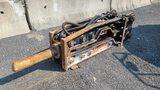 Gorilla Gx120 Hammer - Fits Pc138size Excavator