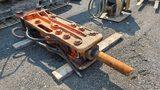 Rockblaster Hydraulic Hammer - Fits PC228 Size