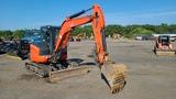 2016 Kubota Kx057-4 Excavator